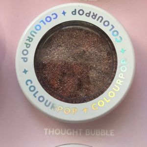 Brand New Thought Bubble 💭 Colourpop Shock Shadow